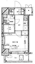 (仮称)川崎藤崎3丁目マンション[201号室]の間取り