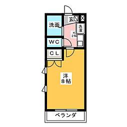 高畑駅 3.7万円