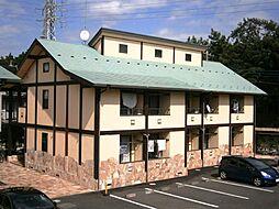 ポスト&ビーム木の家[D202号室]の外観