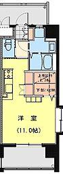 California APT ~カリフォルニア アパートメント~ 3階ワンルームの間取り