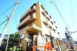 大阪府大阪市阿倍野区阿倍野元町の賃貸マンションの外観