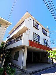 埼玉県所沢市中新井2丁目の賃貸マンションの外観