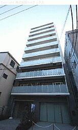 東京都江東区新大橋の賃貸マンションの外観