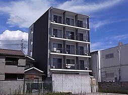 大阪府四條畷市楠公1丁目の賃貸マンションの外観