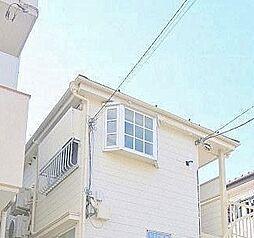 東京都板橋区赤塚3の賃貸アパートの外観