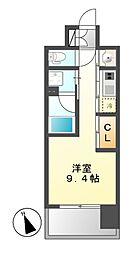 GRAND ESPOIR IZUMI[2階]の間取り