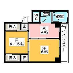 【敷金礼金0円!】ビレッジハウス笠原2号棟