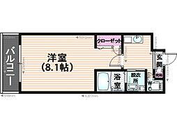南福岡駅 4.3万円