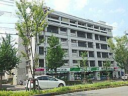 中川第6コーポ[603号室]の外観