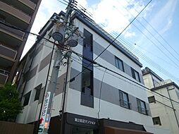第2田辺マンション[1階]の外観