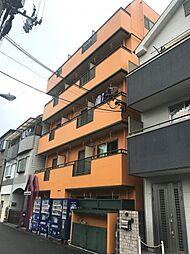 オーシャンハイツ[5階]の外観