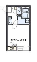 豊春(57991-205)[2階]の間取り