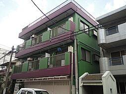 大京コーポマンション[301号室]の外観