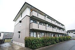 福岡県福岡市南区弥永2丁目の賃貸アパートの外観
