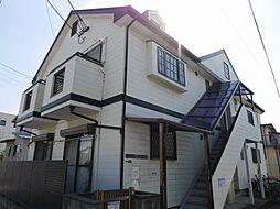 福岡県福岡市博多区東那珂1丁目の賃貸アパートの外観