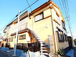山本荘[2階]の外観