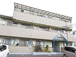 大阪府寝屋川市国松町の賃貸マンションの外観