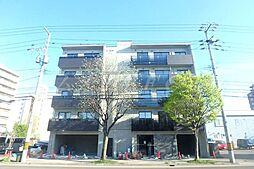 北海道札幌市東区北十七条東10丁目の賃貸マンションの外観