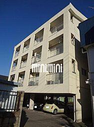 清水第2マンション[2階]の外観