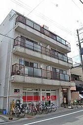 大阪府大阪市東住吉区今川2丁目の賃貸マンションの外観