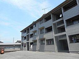 塚原マンションA[201号室]の外観