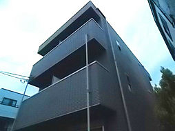 埼玉県蕨市錦町6丁目の賃貸マンションの外観