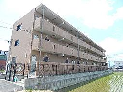 三重県鈴鹿市高岡町の賃貸マンションの外観