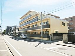 兵庫県尼崎市南武庫之荘3丁目の賃貸マンションの外観