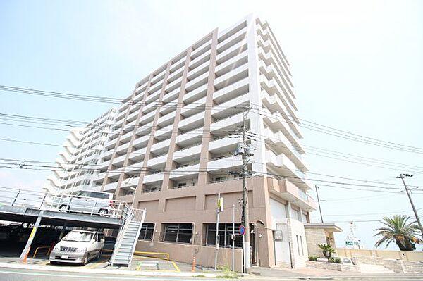 日神パレステージ横須賀マリンスクエア[201号室]の外観