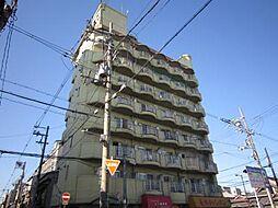 グランビルド松[2階]の外観