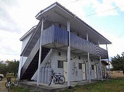 白樺荘5号[2階]の外観
