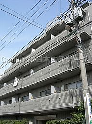 東京都目黒区洗足1丁目の賃貸マンションの外観
