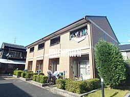 [テラスハウス] 愛知県稲沢市平和町中三宅中屋敷 の賃貸【/】の外観