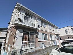 千葉県成田市美郷台3丁目の賃貸アパートの外観