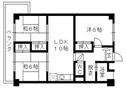 大分駅 4.3万円
