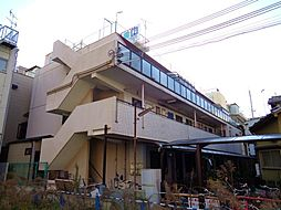 駒川5丁目アパート[1号室]の外観