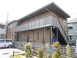 Woody Court  (ウッディコート)[1階]の外観