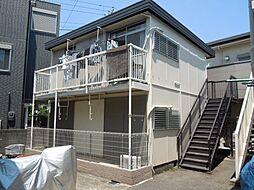 ハイツ吉田A[106号室]の外観
