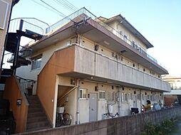マンション鴨[2階]の外観
