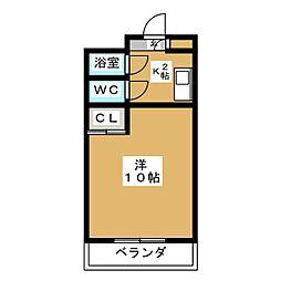 正木ビル[3階]の間取り