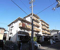 京都府京都市西京区桂上野北町の賃貸マンションの外観
