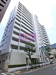 神奈川県横浜市中区扇町1丁目の賃貸マンションの外観