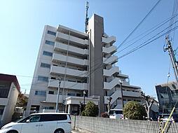兵庫県加古川市平岡町土山の賃貸マンションの外観