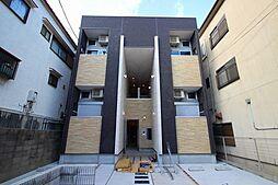 JR大阪環状線 大阪城公園駅 徒歩10分の賃貸アパート
