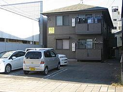 広島県呉市中央5丁目の賃貸マンションの外観
