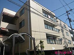 大阪府高槻市野田4丁目の賃貸マンションの外観