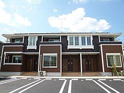静岡県浜松市北区細江町中川の賃貸アパートの外観