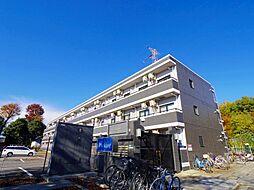 アメニティコウヤマ第15ガーデン[2階]の外観