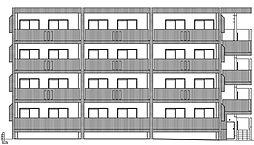(仮称)日向・原町4丁目マンション[102号室]の外観