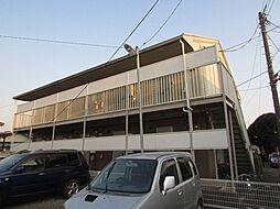 サンパーク薬園台[1階]の外観
